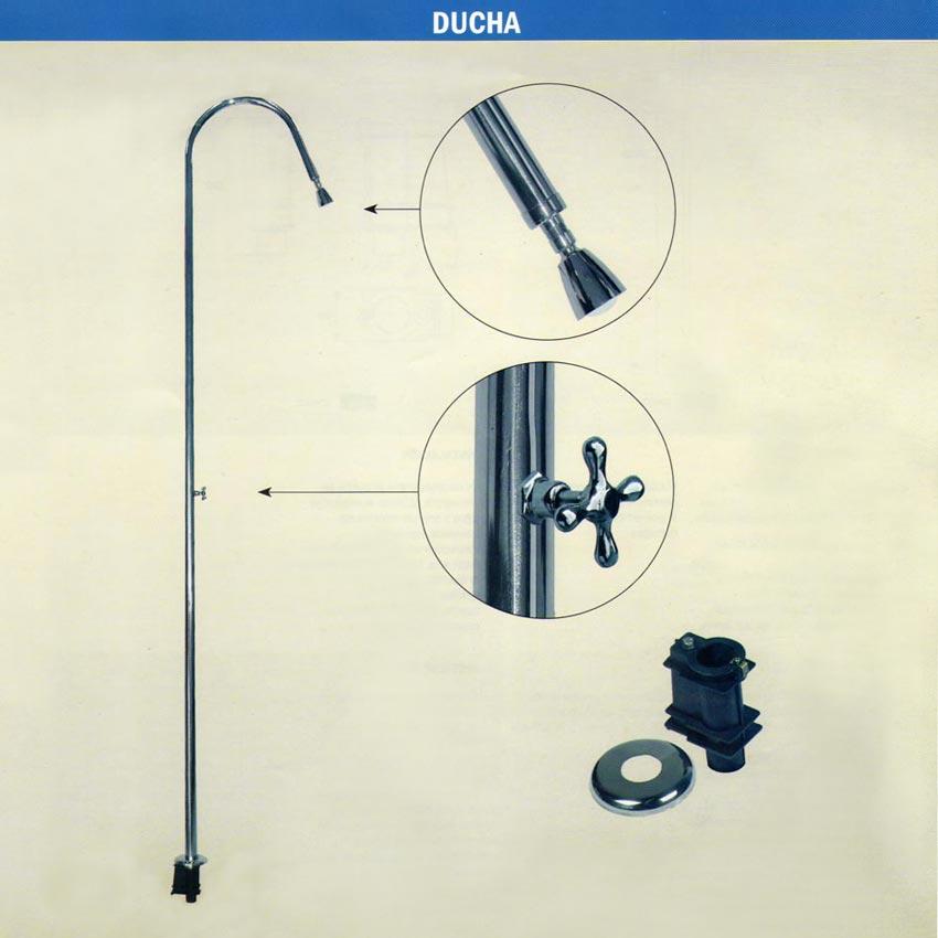 Hidrobell piscina accesorios - Accesorios ducha ...